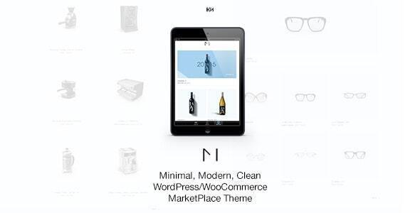 Minishop - Multipurpose, e-Commerce WordPress Theme - WooCommerce eCommerce