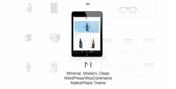 Minishop - Multipurpose, e-Commerce WordPress Theme