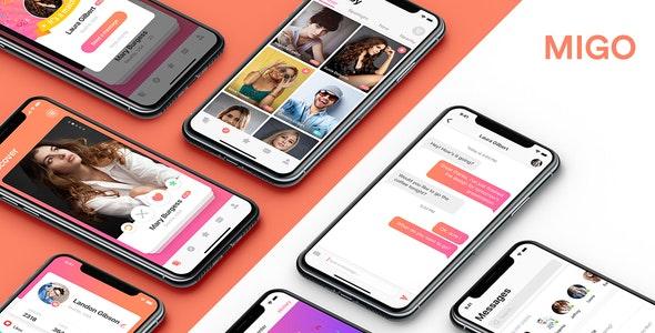 MIGO mobile UI Kit for Figma - Figma UI Templates