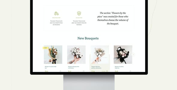 Florence - eCommerce Web UI Kit for Figma
