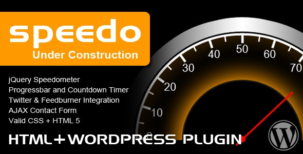 Speedo Under Construction - Under Construction Specialty Pages