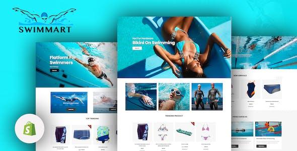 Swimmart - Swimwear, Bikini Fashion & Accessories Responsive Shopify Theme