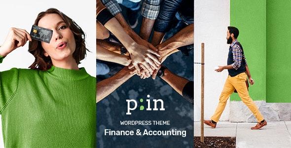 PrimeInvest - Finance WordPress Theme - Business Corporate