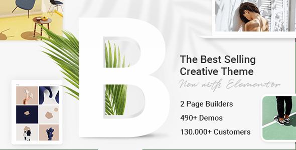 Bridge - Creative Multipurpose WordPress Theme - Creative WordPress
