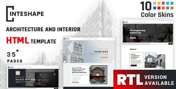 Inteshape - Architecture and Interior