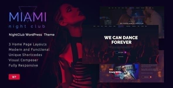 Miami | Night Club - Nightlife Entertainment