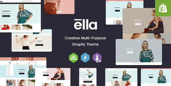 Shopify Themes - Shopify Templates | ThemeForest
