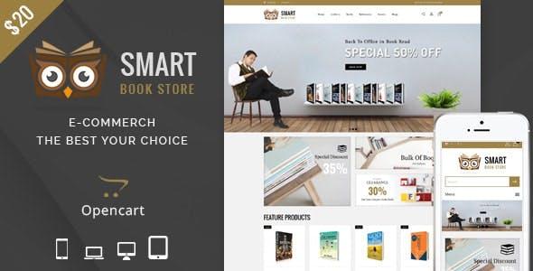 Books - OpenCart Responsive Theme
