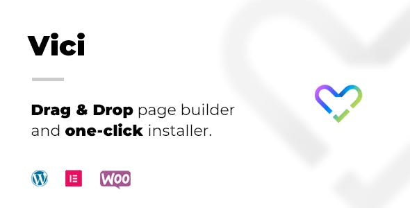 Download Vici - Hyperfocused WordPress WooCommerce Theme