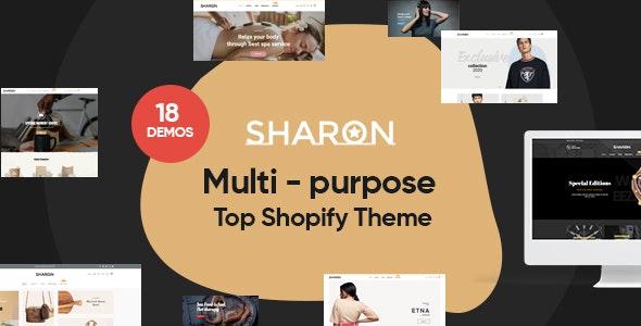 Ap Sharon - Responsive Multipurpose Shopify Template - Miscellaneous Shopify
