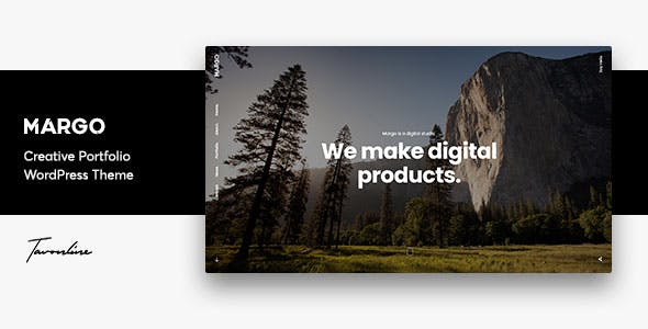Download Margo - Creative Portfolio WordPress Theme