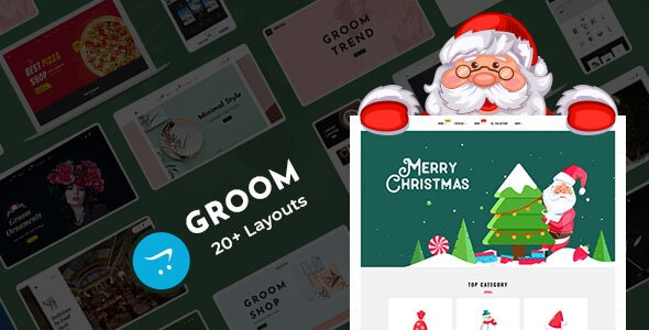 Groom - OpenCart Multi-Purpose Responsive Theme - Shopping OpenCart