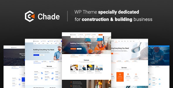 Chade - Construction - Business Corporate