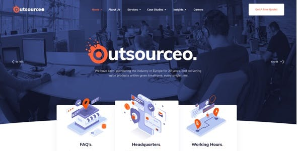 Outsourceo IT Solutions Services