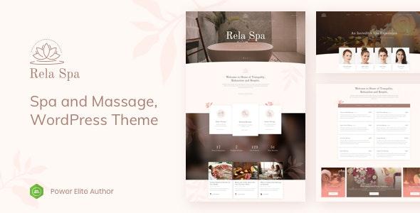 Rela Spa Massage - Health & Beauty Retail