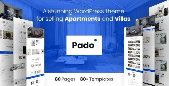 Pado - Apartments and Condos - Real Estate WordPress