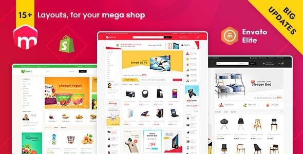 Mega Shop - Shopify Multi-Purpose Responsive Theme - Shopping Shopify