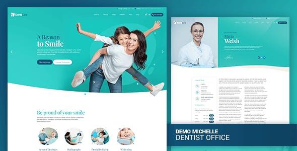 DentiCare - Medical, Dentist & Dental Clinic