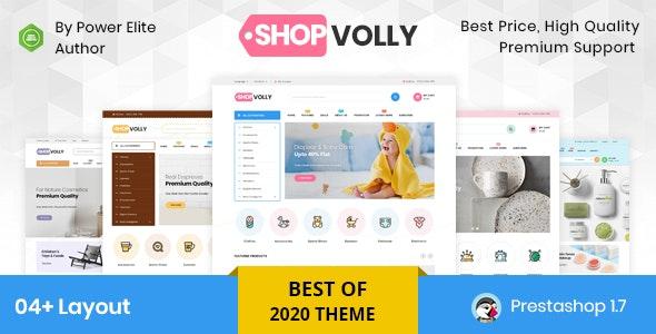 ShopVolly - Responsive Prestashop 1.7 Theme - Miscellaneous PrestaShop