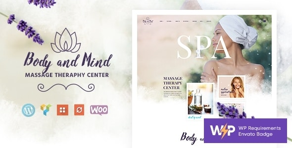Edema | Wellness & Spa WordPress Theme - Health & Beauty Retail