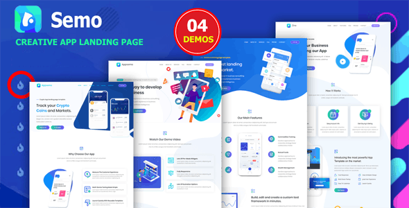 AppSemo - App Landing Page - Technology Site Templates