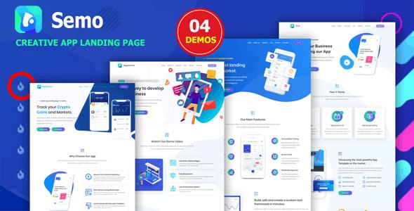 Download AppSemo - App Landing Page