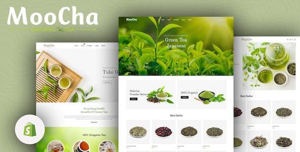 Moocha - Tea Shop & Organic Store Responsive Shopify Theme