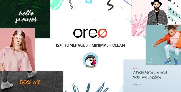 At Oreo Prestashop 1.7.6.x Theme for Fashion & Clothing Store - Fashion PrestaShop