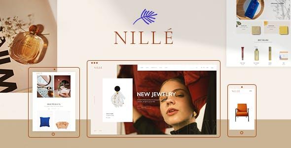Nillé - Elegant eCommerce Theme