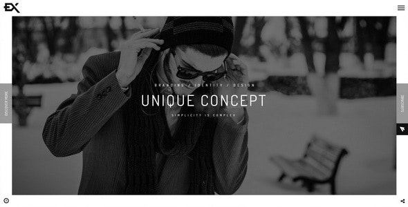 Monarch || The Coming Soon Page - Under Construction Specialty Pages