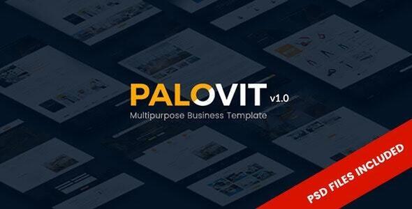 Palovit - Construction Business Joomla Template - Business Corporate