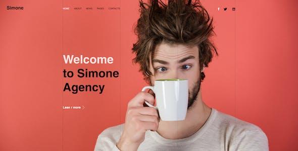 Simone - Multipurpose Figma Template