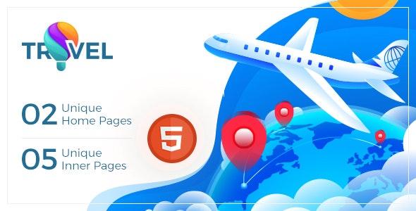 Travel - Tourism HTML Template - Travel Retail