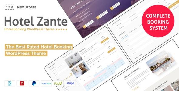Hotel Booking Zante - Travel Retail