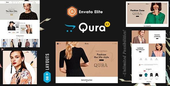 Qura - OpenCart Multi-Purpose Responsive Theme - Fashion OpenCart