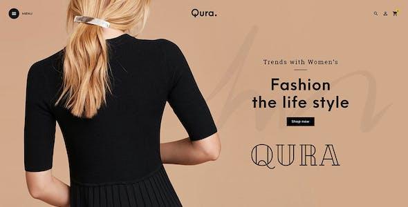 Qura - OpenCart Multi-Purpose Responsive Theme
