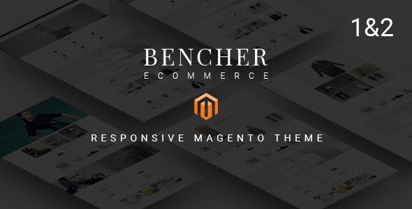 Bencher - Responsive Magento 2 Theme
