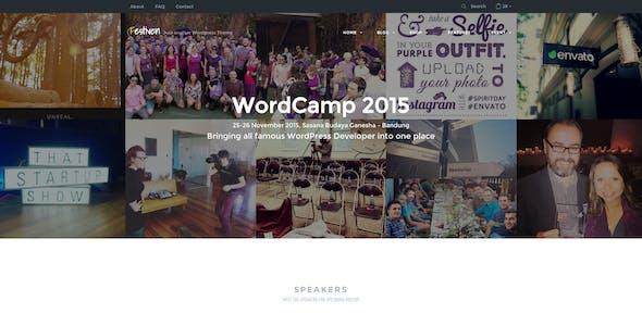 Festiven - Event Calendar & WooCommerce Themes