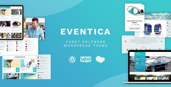 Eventica - Event Calendar & Ecommerce WordPress Theme