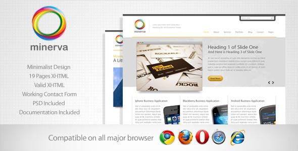 Bxslider Website Templates from ThemeForest