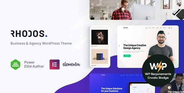 Rhodos - Multipurpose WordPress Theme for Business - Business Corporate