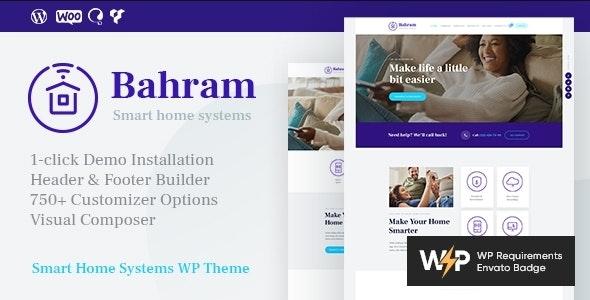Smart Casa   Home Automation & Technologies WordPress Theme - Technology WordPress