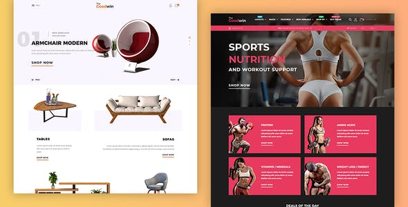 Goodwin - Ultimate Responsive Shopify Theme