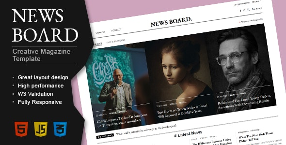 Magazine Template Publisher from themeforest.img.customer.envatousercontent.com