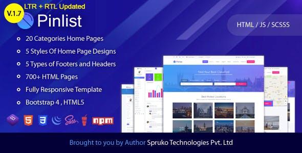Bidding Website Html Website Templates From Themeforest