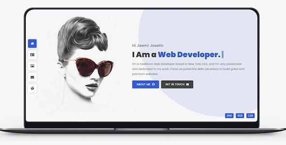 Meetu - Portfolio Html Template