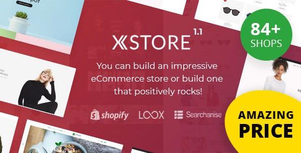 XStore | Highly Customizable Multipurpose Shopify Theme