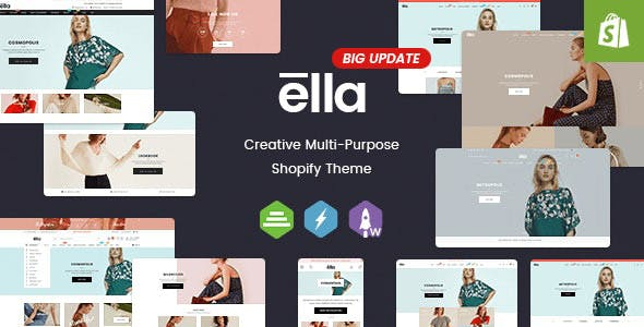 2020 S Best Selling Ecommerce Websites Templates