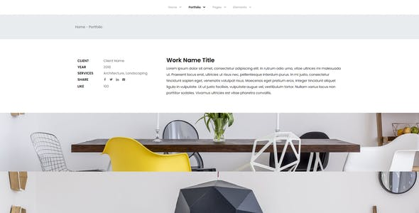 CETUS - Creative Portfolio Elementor Template Kit