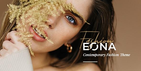 Eona - Fashion Theme - Fashion Retail